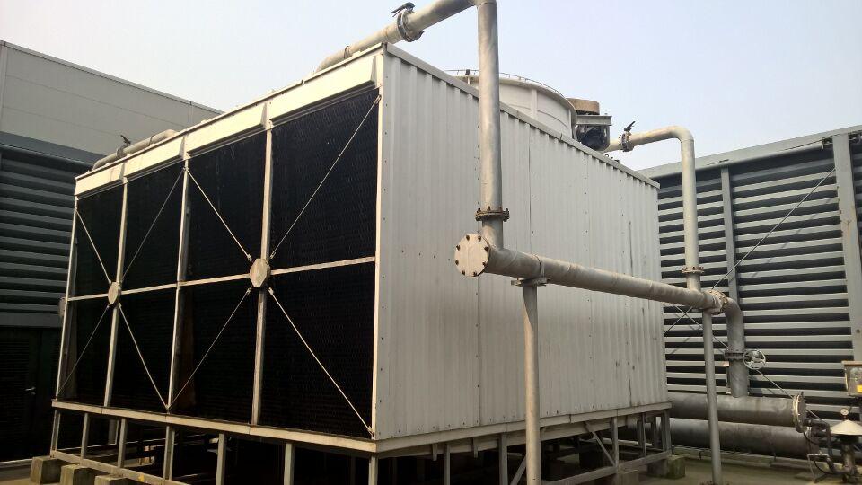 格兰富工业循环冷却水处理项目