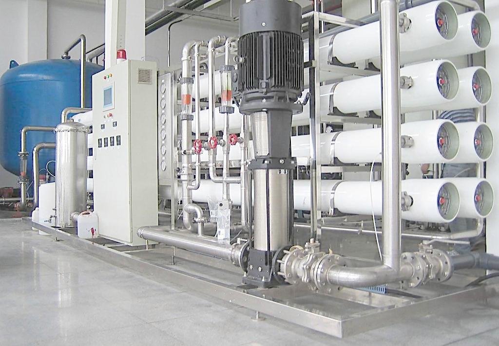 霍尼韦尔航空发动机纯水系统