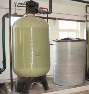 锅炉用软水系统